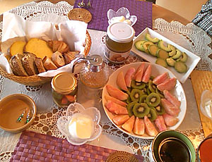 Satotetsuの朝食