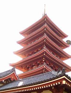 浅草五十の塔