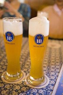 靴職人とドイツビール