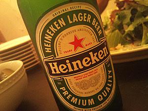 やっぱりビールうまー