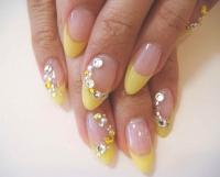 黄色フレンチ