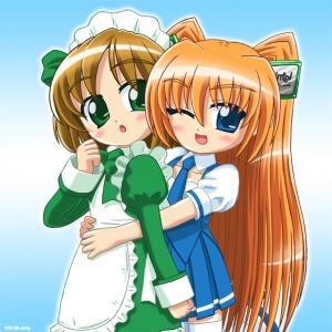 SiSお嬢さん&インテルちゃん2006