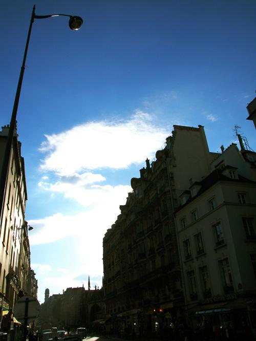 パリの空2