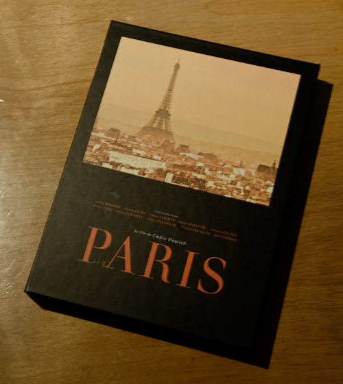 Paris DVD