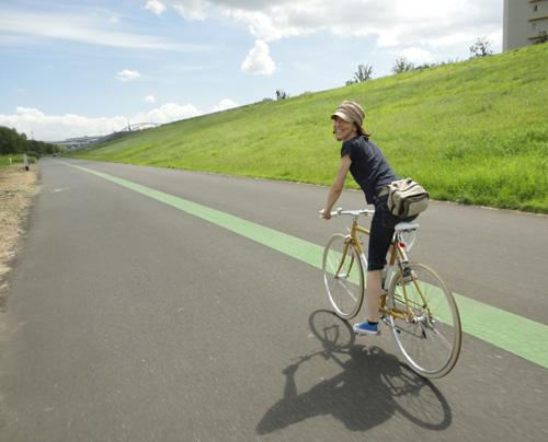 荒川サイクリングロード1