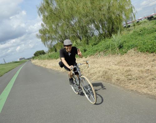 荒川サイクリングロード2