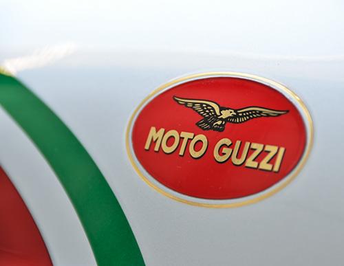MotoGuzzi V11 Coppa Italia タンクエンブレム