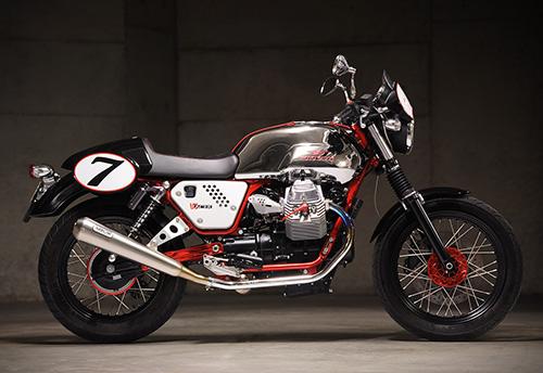MotoGuzzi V7 racer