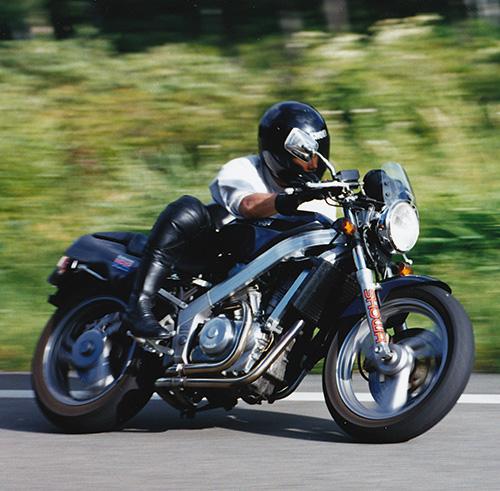 HONDA BROS P-1 93年8月 八ヶ岳