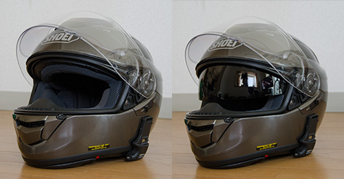SHOEI GT-Air インナーバイザー