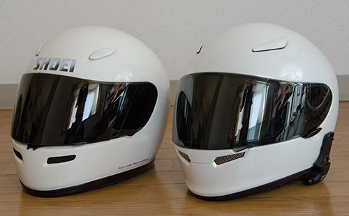 SHOEI Z-3とZ-6(1)