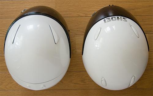 SHOEI Z-3とZ-6(5)