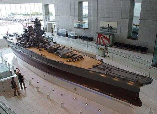大和ミュージアム『1/10戦艦大和』-1