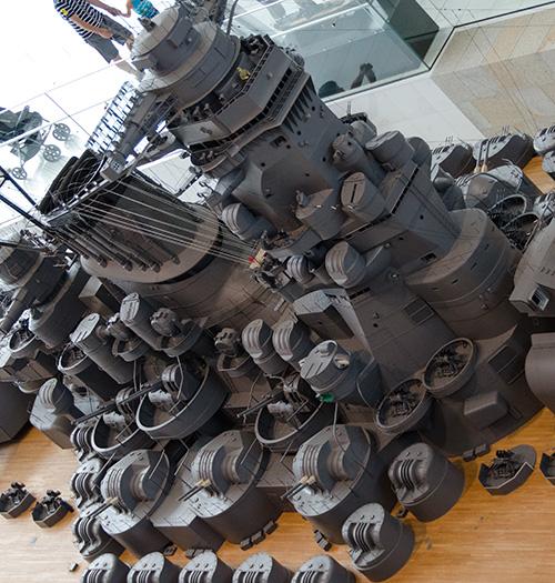 大和ミュージアム『1/10戦艦大和』-2