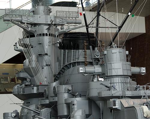大和ミュージアム『1/10戦艦大和』-5
