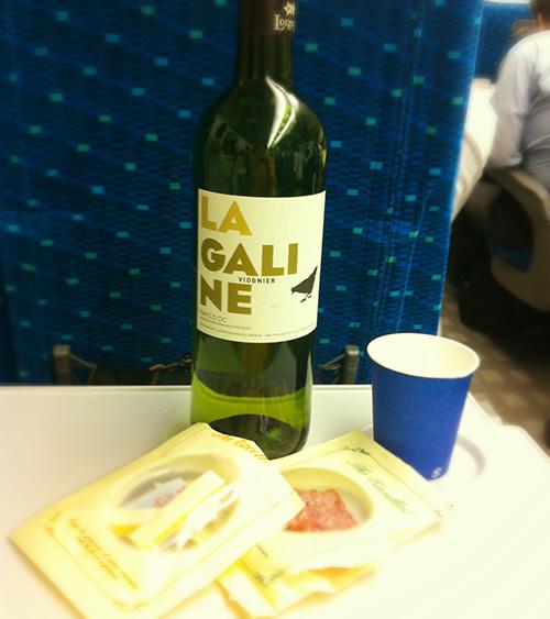 広島旅行/帰りの新幹線車内の友