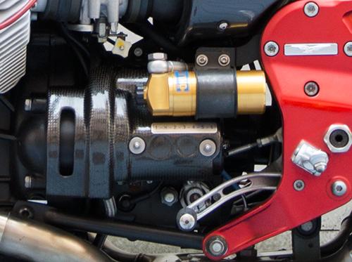 MotoGUzzi V11 Coppa Italia シフト周り2