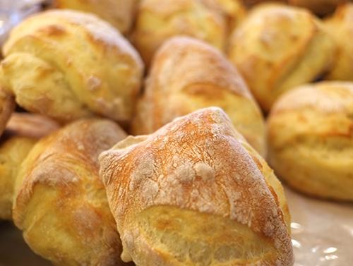 音麦のパン