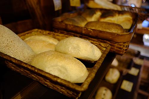 """""""ごりらのしっぽ""""のパン1"""