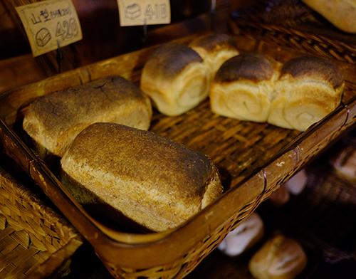 """""""ごりらのしっぽ""""のパン2"""