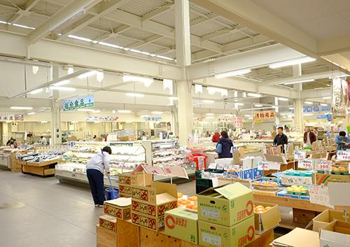 """帯広地方卸売市場""""食品関連総合センター""""内1"""