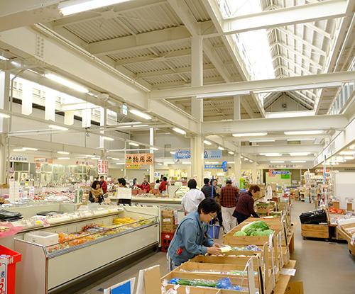 """帯広地方卸売市場""""食品関連総合センター""""内2"""
