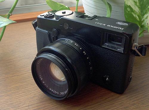 X-Pro1+XF35mmF1.4