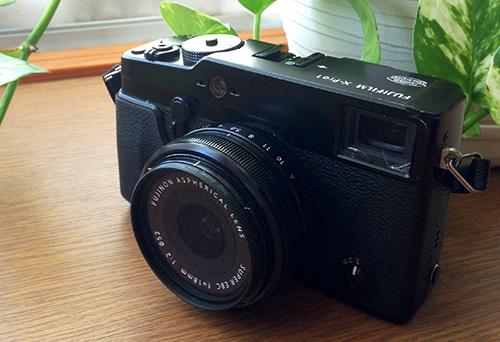 X-Pro1+XF18mmF2.0