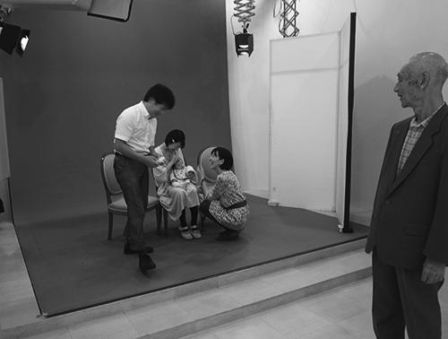ホテル日航東京/喜寿記念撮影2