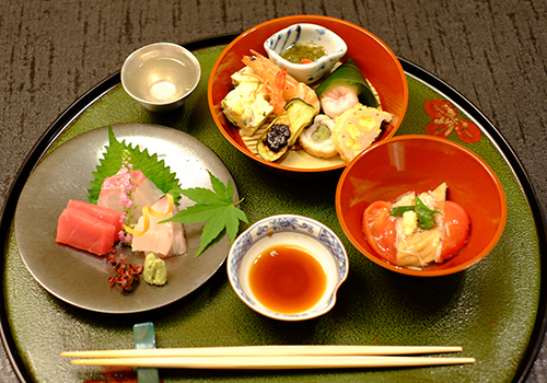 ホテル日航東京/喜寿お祝い食事4