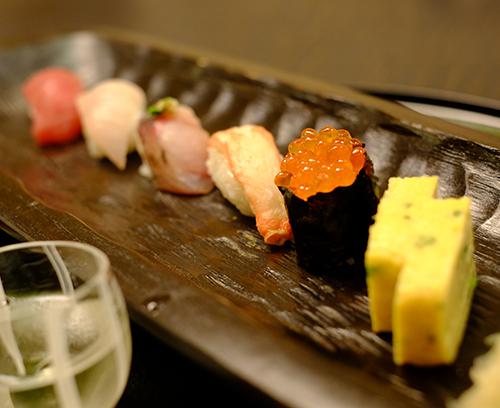 ホテル日航東京/喜寿お祝い食事5