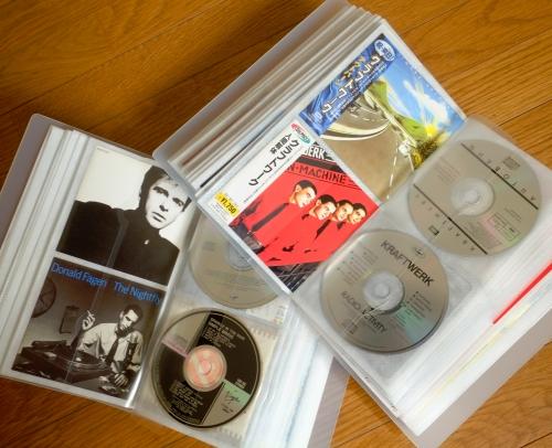 保存盤CDファイルケース