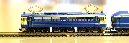 Nゲージ/KATO/旧製品/EF65-500
