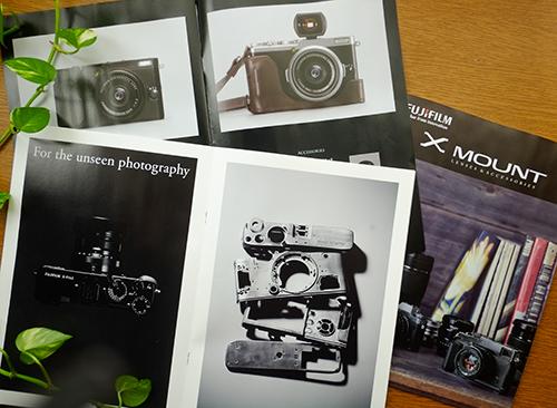 XPro-2/X70/X-mount-lensのカタログ