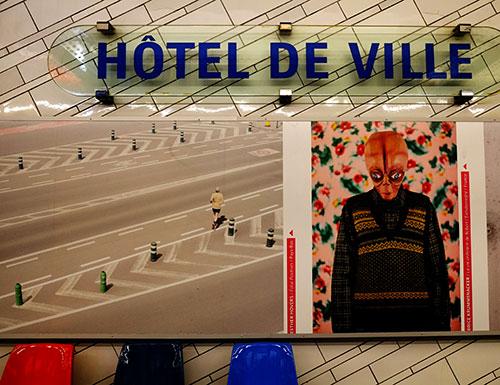 オテル・ド・ビルのホーム
