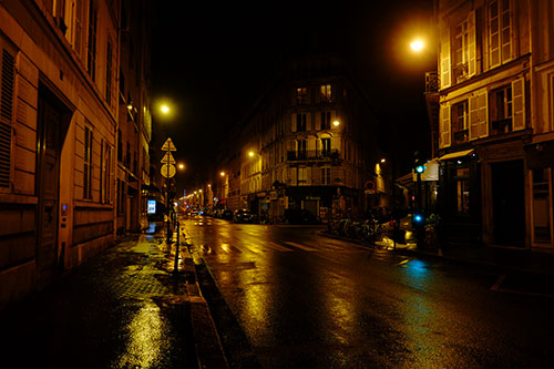 パリ2日目夜1
