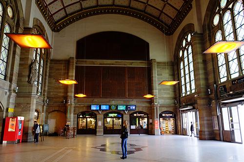 ストラスブール駅2