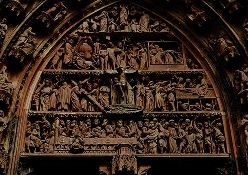 ストラスブールのノートルダム大聖堂 2