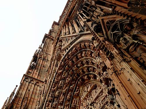 ストラスブールのノートルダム大聖堂4