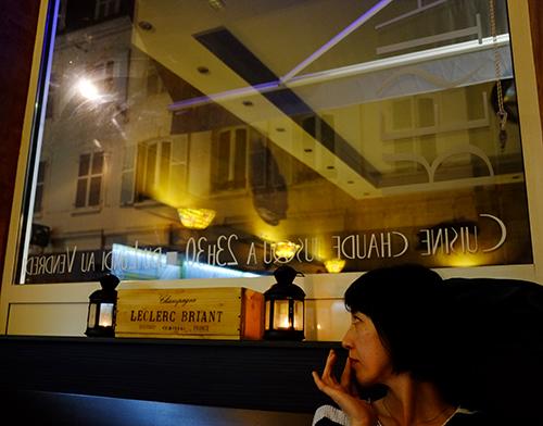 ストラスブール/夜レストラン2