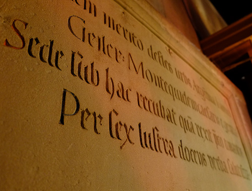 ストラスブールの大聖堂/礼拝堂内9