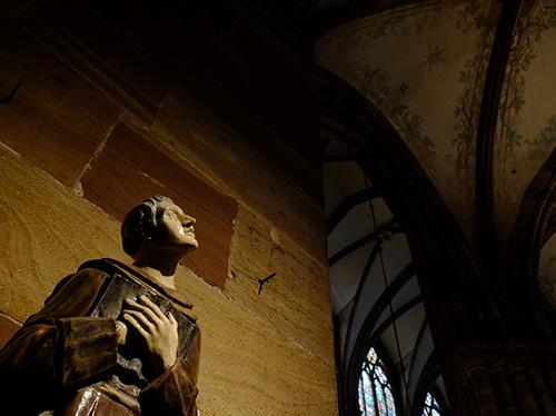 ストラスブールの大聖堂/礼拝堂内12