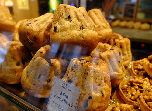 ストラスブールのパン屋2
