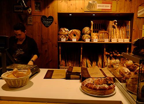 ストラスブールのパン屋6