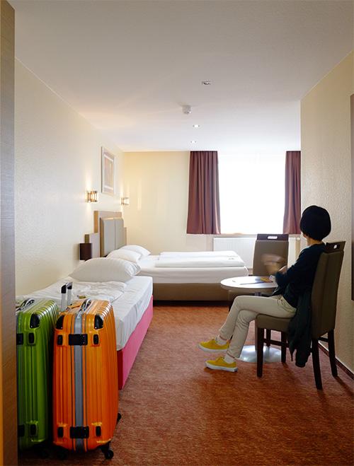 シュトゥットガルトのホテル/部屋1