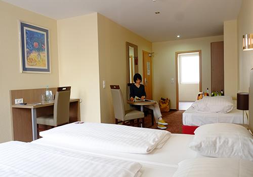 シュトゥットガルトのホテル/部屋2