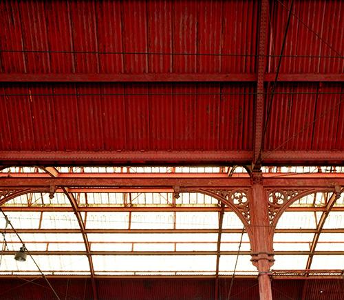 ストラスブール駅/ホーム3