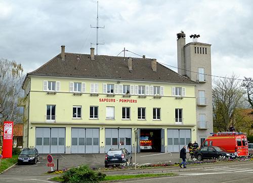リヴォビレ/消防署