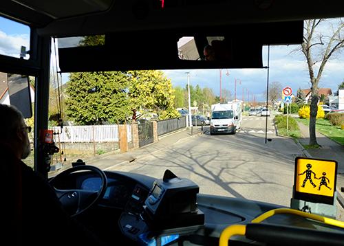 リヴォビレ〜コルマールバス
