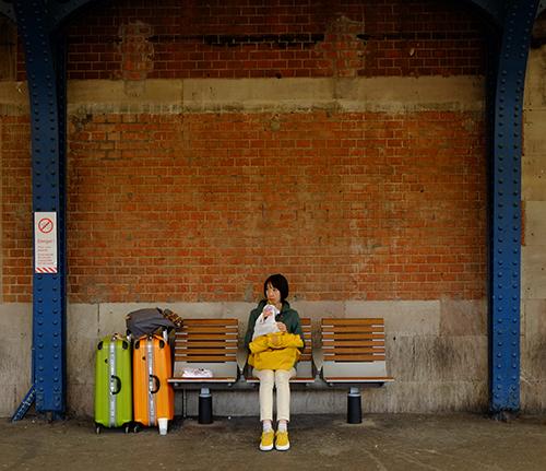 コルマール駅/ホーム8